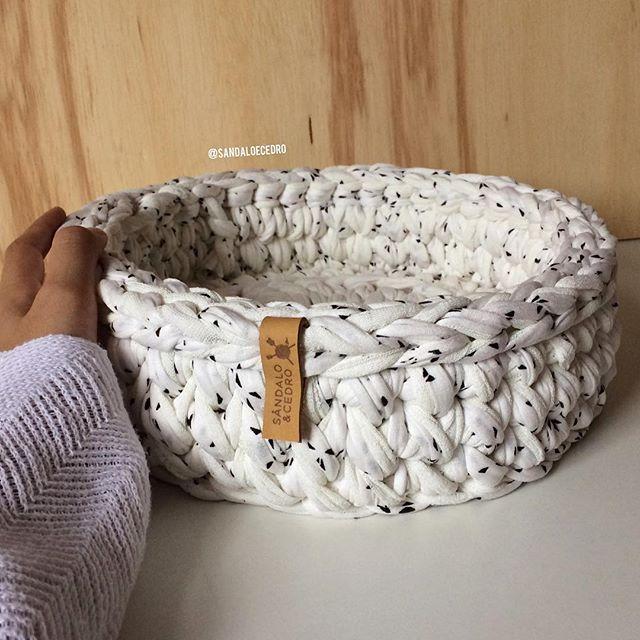 Mais um cesto baixo em pontão, perfeito pra qualquer ambiente da sua casa ✨ a pronta entrega na loja online
