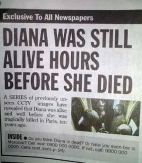 25 Of The Funniest Unintentional Newspaper Headlines Ever. These Cracked Me Up. LOL