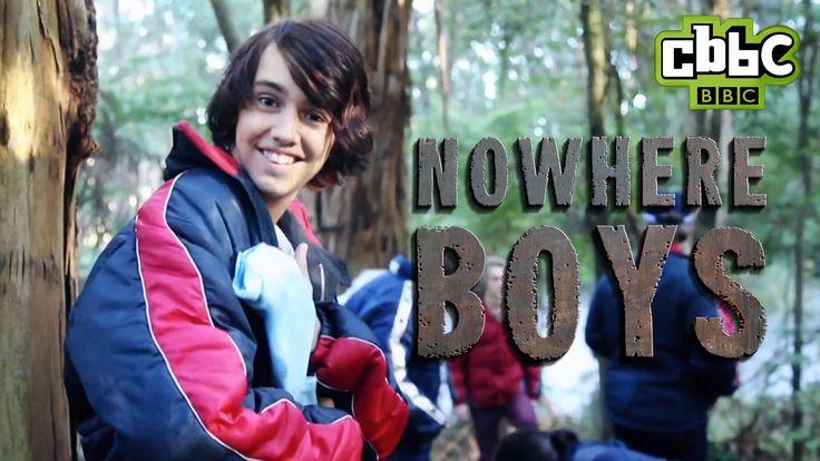 CBBC: Nowhere Boys - A day on set