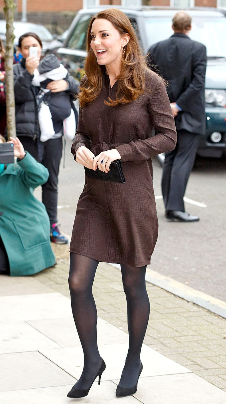 Kate Middleton's Chic Second Pregnancy Looks