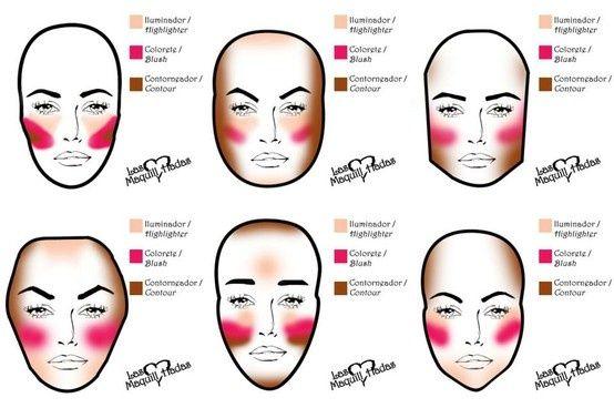 Como lograr un maquillaje de rostro  perfecto   http://fotos.soymoda.net/como-lograr-un-maquillaje-de-rostro-perfecto/