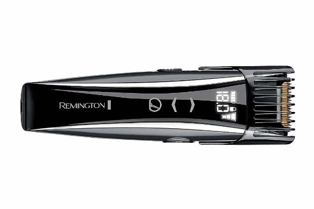 Remington Touch Control Beard and Stubble trimmer. I always thought my razor needed some of that new-fangled computer gadgetry in it. $40.
