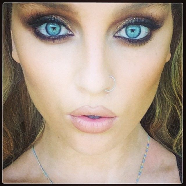 The stunning Perrie Edwards