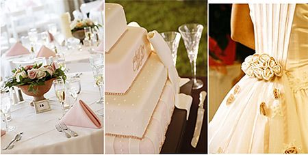 Image detail for -pink champagne wedding theme