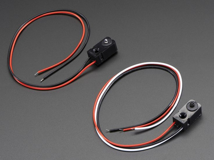 IR Break Beam Sensor - 3mm LEDs ID: 2167 - $1.95 : Adafruit Industries, Unique & fun DIY electronics and kits