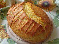 Burgonyás kenyér sütőzacskóban
