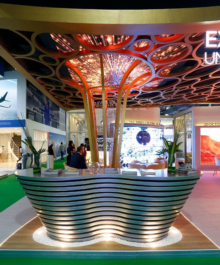 Expo 2020 on behance expo 2020 expo exhibition design