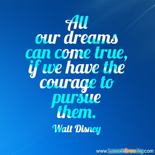 great quote from walt disney awesome
