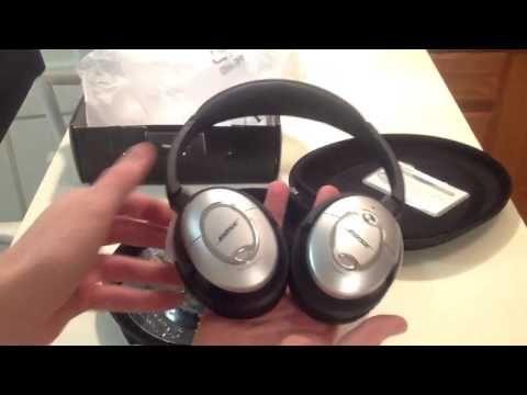 Review - Bose QuietComfort 15 Acoustic Noise Cancelling Headphones QC15