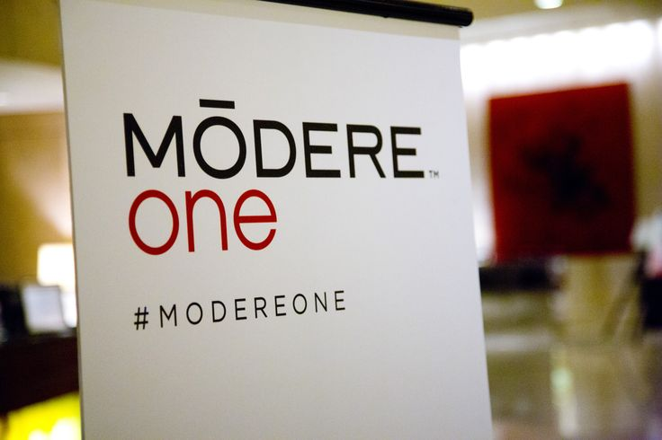 All a buzz - #MODEREONE