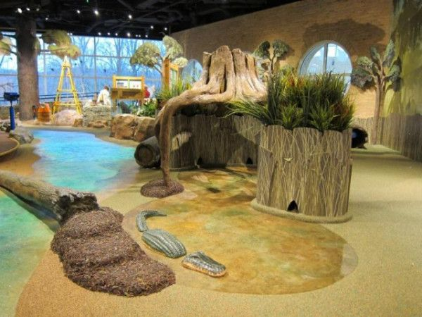 From an indoor playground in Singapore to a forest-themed oasis in Los Angeles to a…