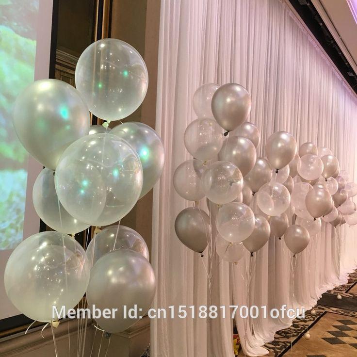 Ucuz 50 adet/grup şeffaf balon 12 inç 2.8g yuvarlak şeffaf lateks balon doğum günü düğün parti dekorasyon ücretsiz kargo, Satın Kalite Ballons & Aksesuar doğrudan Çin Tedarikçilerden: 50 adet/grup şeffaf balon 12 inç 2.8g yuvarlak şeffaf lateks balon doğum günü düğün parti dekorasyon ücretsiz kargo