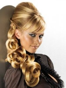 Half Updos For Long Hair | Wedding Hairstyles For Long Hair Half Up 2012