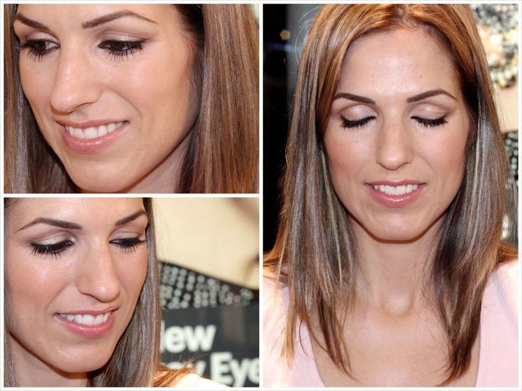 Aparichi Makeup: Blog de Maquillaje y Belleza - Maquilladora Profesional Madrid: Prueba de Novia: El Antes y Después de Eva