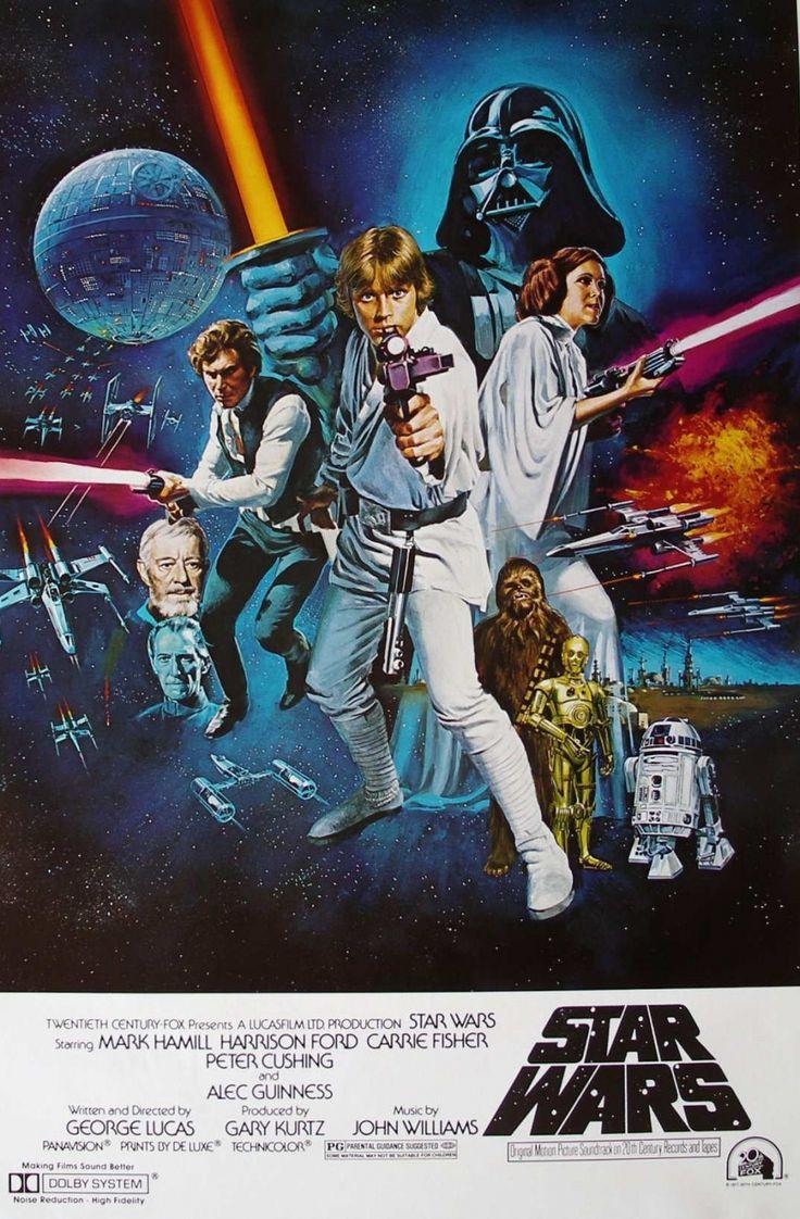 Star Wars IV - A New Hope (1977)