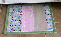 Patchwork Kitchen Mat