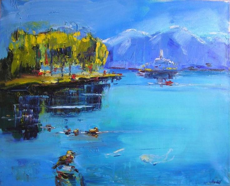 Bled by Martin Květ  http://www.almondarte.com/products/view/10087