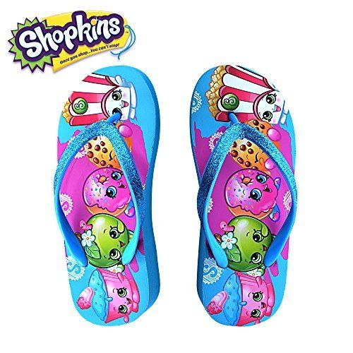 Save on Shopkins Girls Wedge Sandals with Jelly Straps  Save on Shopkins Girls Wedge Sandals with Jelly Straps  Expires Aug 18 2017