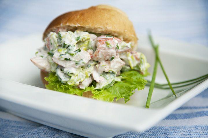 Sandwich du pêcheur