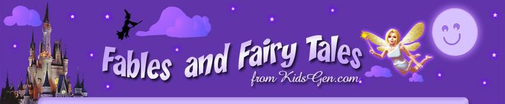 Fables and Fairytales for kids