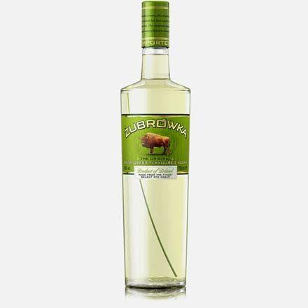 Zu Zubrowka Bison Grass Vodka - caskers.com