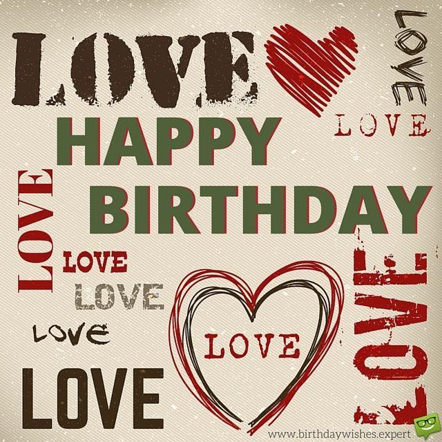 1000+ Ideas About Birthday Wishes For Boyfriend On Pinterest