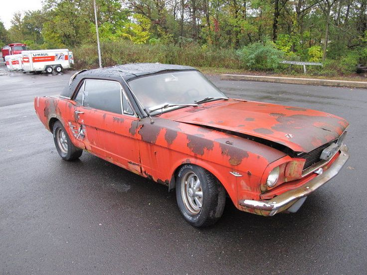 Awesome Amazing 1966 Ford Mustang  parts car project 289 v8 automatic 2017/2018 Check more at http://24auto.cf/2017/amazing-1966-ford-mustang-parts-car-project-289-v8-automatic-20172018/
