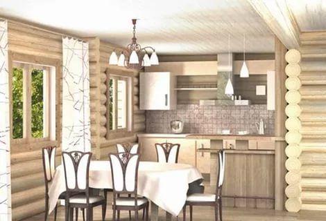 кухня в деревянном доме: 26 тыс изображений найдено в Яндекс.Картинках