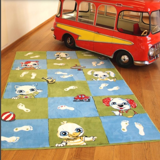 Footprint www.sens-kids-rugs.com
