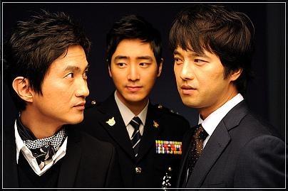Three Brothers Korean Drama...I love me some Korean soap opera! =)