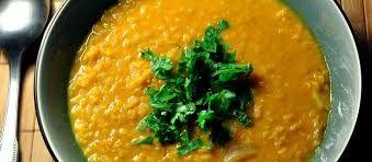 Résultats de recherche d'images pour «soupe de lentilles indienne»