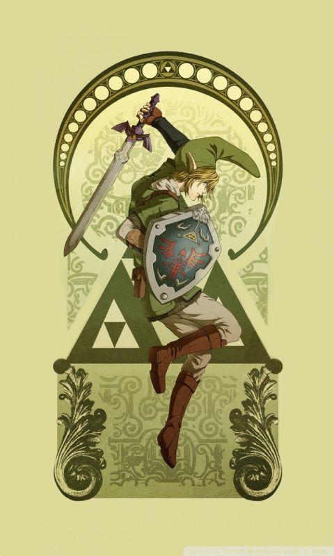 Zelda HD Wallpapers Backgrounds Wallpaper