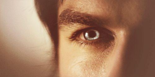 Q olho em Damon, vou arrancar