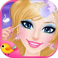 Ballet Salon™ - Girls Makeup, Dressup and Makeover Games by Libii Girls Game