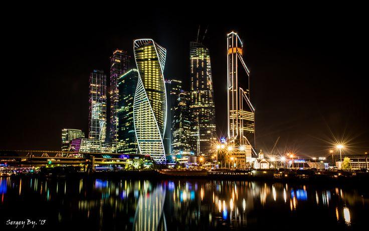 Moscow International Business Center - ММДЦ «Москва-Сити»
