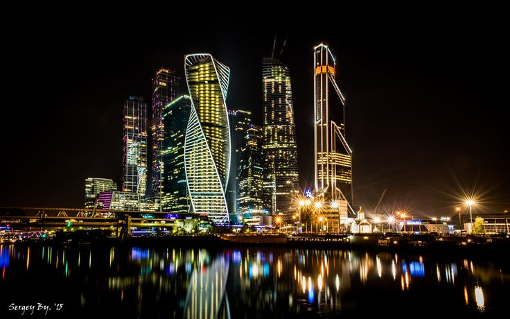 Moscow International Business Center - ММДЦ «Москва-Сити»