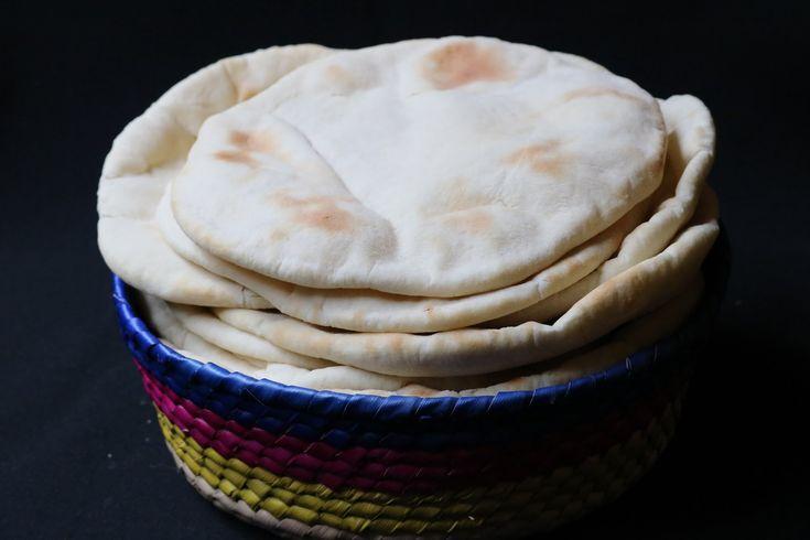 Receta Para Preparar Pan Pita Con Thermomix