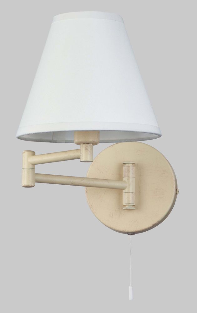 Applique Shabby Classico Rustico Country Camera Da Letto Paralume Tessuto Led Casa Arredamento E Bricolage Illuminazione Da Interno Paralumi Applique Led