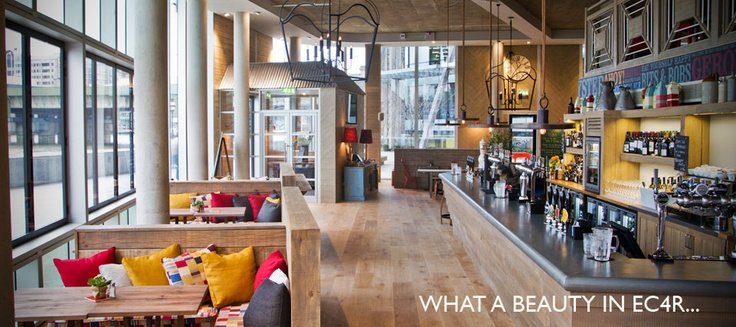 Geronimo Inns   Gastro pubs in London, London pubs, British food and real ales