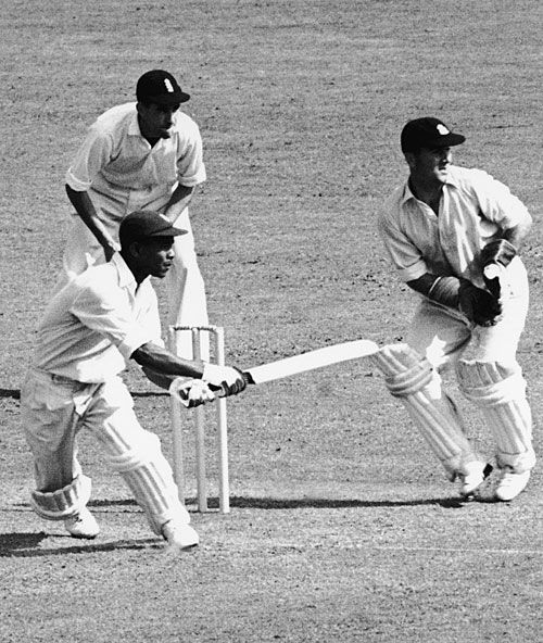 FIVE IN A ROW: On this day (January 3) in 1949, Everton Weekes of West Indies set a world record that will probably stand forever. With his 101 in Calcutta, Weekes completed a sequence of ton in five consecutive innings of a Test. It might have been six had he not been run out for 90 in his next Test innings, in Madras. Oh, and six years later, in New Zealand, Weekes reeled off three back-to-back hundreds against New Zealand. Whaddaplaya!