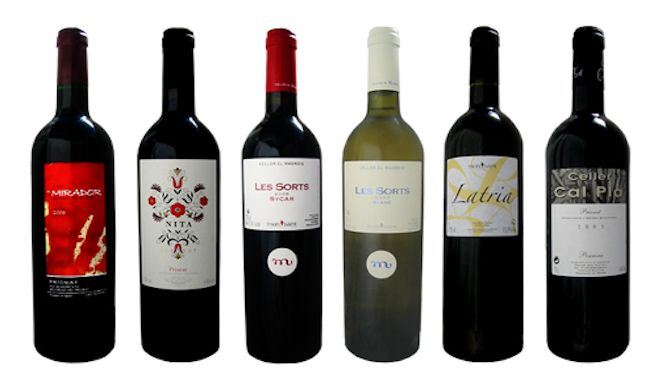 Live a Little! Try New Wines