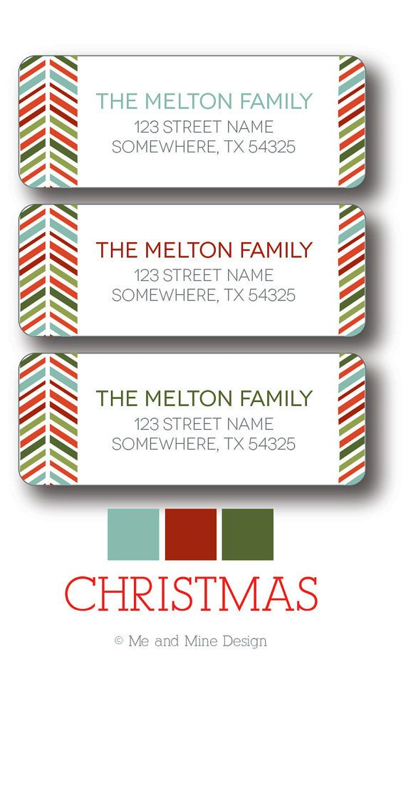 24 best Label it!! images on Pinterest Etsy shop, Mailing labels - mailing address labels template
