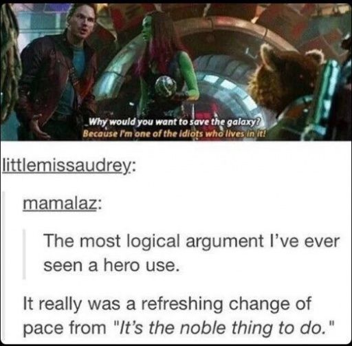 Guardians of the Galaxy | LOL