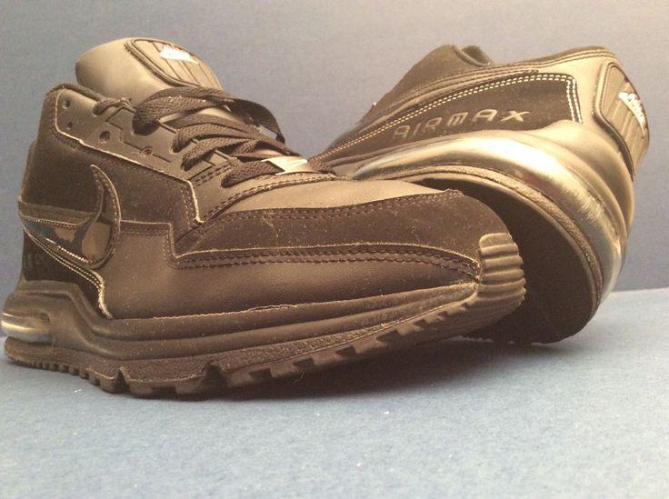 quality design 07029 11072 USED MEN S NIKE AIR MAX LTD 316376-003 BLACK  BLACK- GRANITE-WHITE SIZE 13   Nike  AthleticSneakers   For Sell   Pinterest   Air max