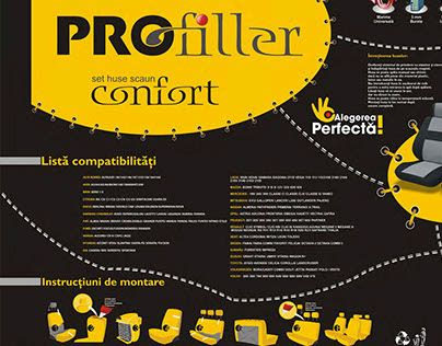 "Check out new work on my @Behance portfolio: ""Packaging Design for PROfiller - to bee seen in shops."" http://on.be.net/1LvPgRu"