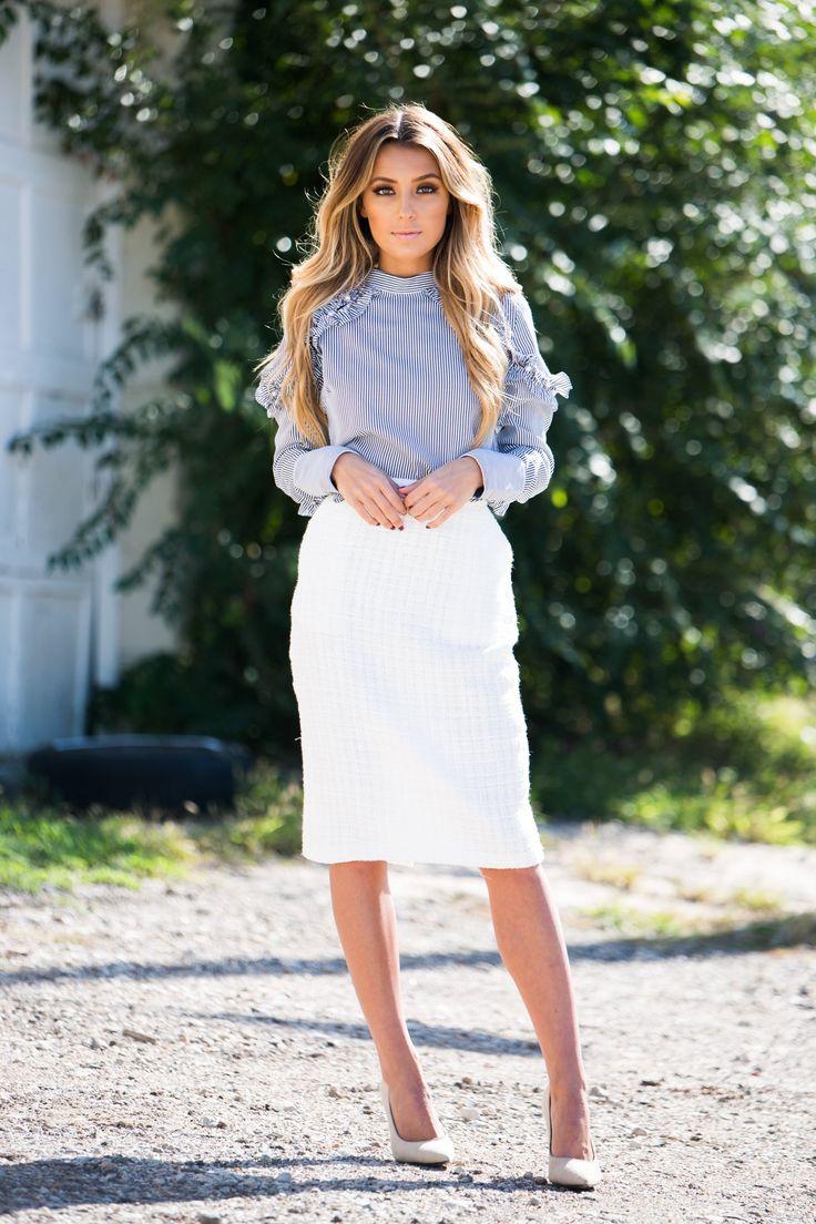 Parker Pencil Skirt