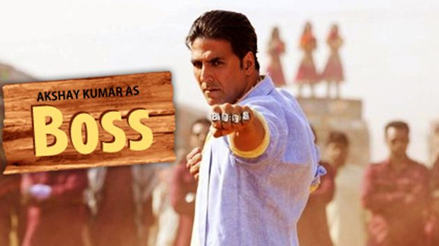 The latest Bollywood movie to release is 'Boss' starring AkshayKumar, Aditi Rao Hydari and  Shiv Pandit. It is an action comedy caper film directed by Anthony DSouza. Check out the full movie review of 'Boss' by Bharathi Pradhan --> http://www.youtube.com/watch?v=xegcpP0XYyE