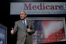 Under Bush, Republicans Vigorously Defended Health Care Reform Despite Serious Glitches