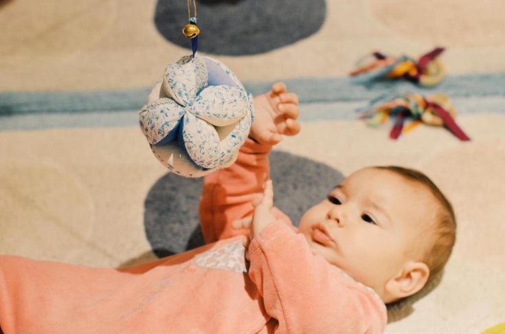 Idées cadeaux pour l'enfant de 0 à 1 an. Minimalisme et (presque) zero dechet!