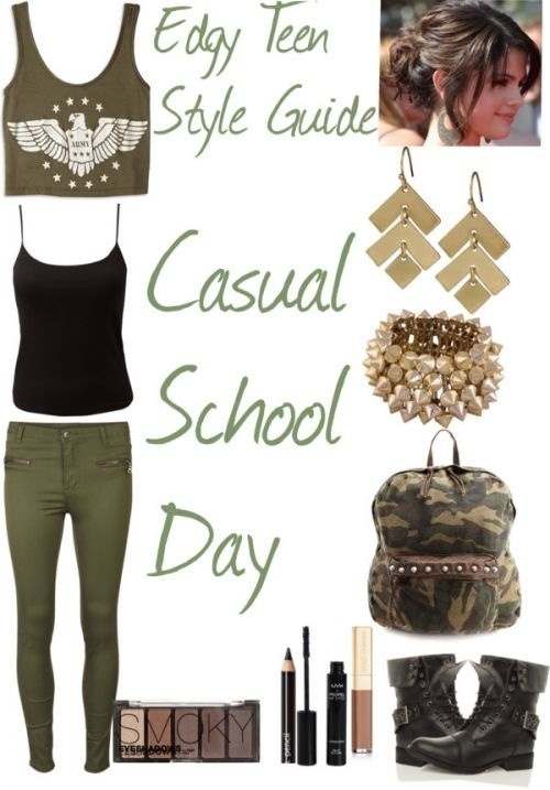27 best Teen Style Guide images on Pinterest | Teen style ...